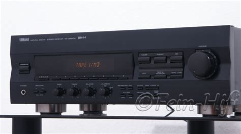 Yamaha Stereo Receiver RX-396RDS - second hand