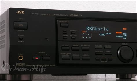 JVC RX-774 Dolby Surround DSP 5