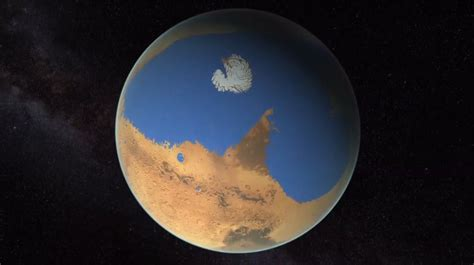 Did Ancient Mars Have Continents? | Space