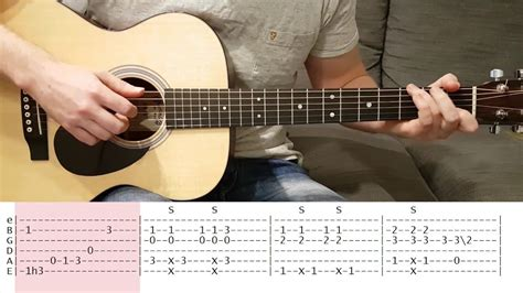 The Man Who Sold The World - Fingerstyle Guitar TAB