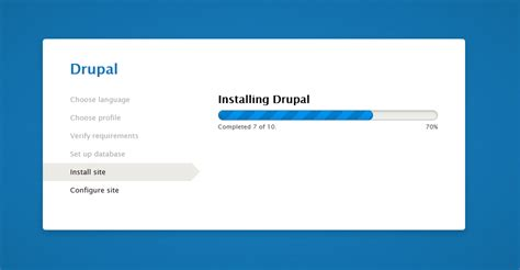 Unable to install Drupal on Windows [#2275499] | Drupal