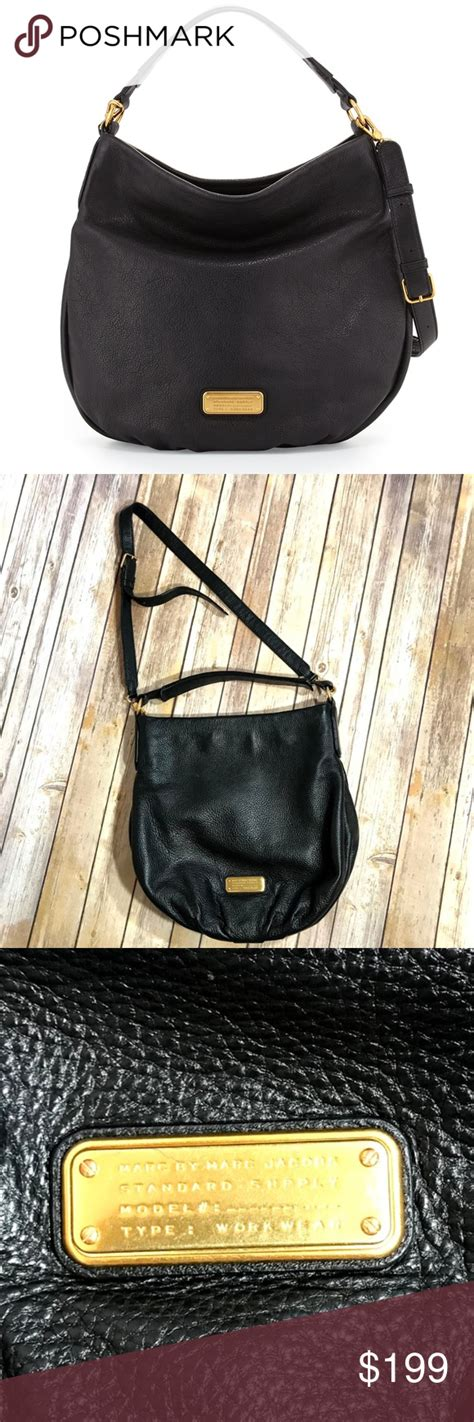 MARC by Marc Jacobs MBMJ New Q Hillier Hobo | Marc jacobs
